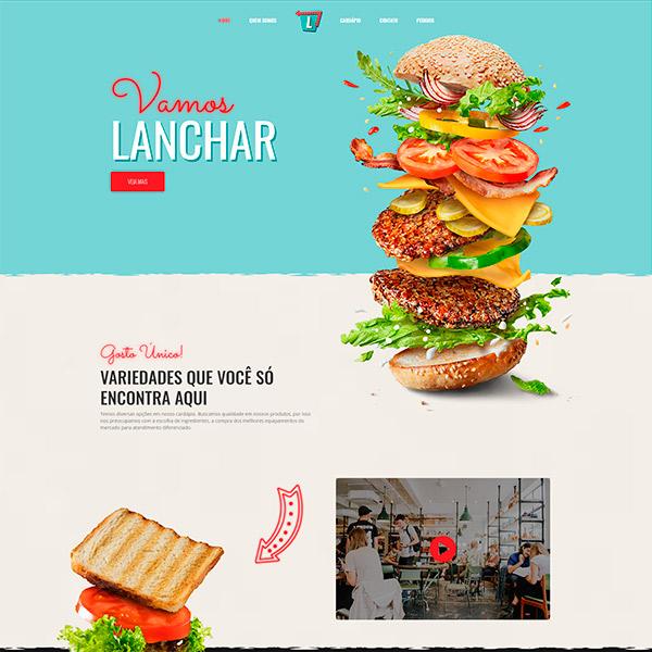 site-lanchonete-1
